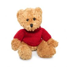 Bespoke Teddy Bear 19cm | Hotel Promotional Toffee Bear